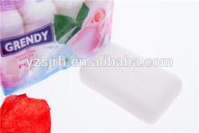 4pcs pack rose smell 100g beauty whitening soap