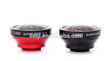 LQ-002 universal optical lens hot sale 0.4Xsuper wide angel for mobile phones pad notebookPC