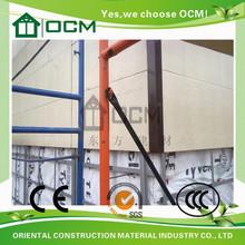 anti-moistured wood plastic composite siding