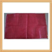 JinDaLai 100% virgin PP materials and all bags look shiny red color Tubular Mesh Bags