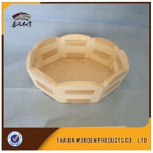 Unfinished Wood Toy Box Made In China