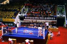 boxing ring, AIBA floor boxing ring, boxing rings boxing equipment