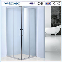 bathroom 4mm glass ,6512ENC easy cleanshower stall /shower room/shower cabin/glass shower screen