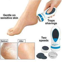 PediSpin Pedi Spin Removes Calluses Dry Skin Beautiful Clean Feet Pedicure Tools