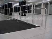 HPL finish steel control room raised flooring