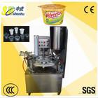 Factory price rotary milk shake/yogurt cup filling sealing machine made in China