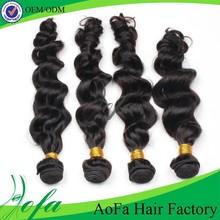100% raw unprocessed 6a cheap hair weave virgin brazilian hair closure
