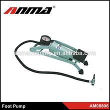 Hot sale car foot pump/hydraulic pump foot operated in single tube