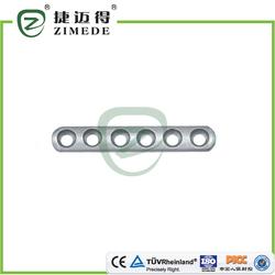 Titanium phalanx/metacarpal locking plate mini/micro/small bone plates and screws orthopedic surgical bone plates China