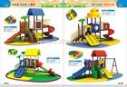 Cheap Kids Outdoor Slide Playgruond