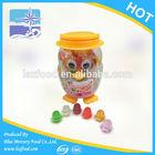 Penguin Jar Fruit Jelly Cup -Assorted Flavor