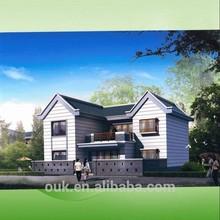modern long living llife prefab modular housing