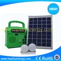 Nuevo poder más elevado 30 w solar sistema solar electricidad sistema de generación de para el hogar