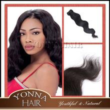 Special unique 100% brazilian body wave hair extension