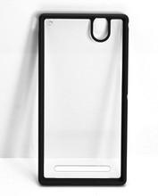 neoprene laptop bag fashion pc tpu soft back case for SONY Xperia T2