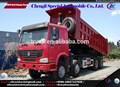 31t 336hp 8x4 sino caminhão de howo despejo para venda