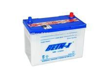 JIS Dry battery 12V 80AH