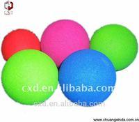 Cheap lightweight EVA foam balls for shooting