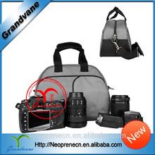 Manufacturer neoprene camera bag for digital camera bag