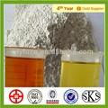Bentonita de ácido bataneros tierra, arcilla blanca para productos del petróleo refinado