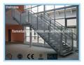 bon prix acierinoxydable escalier métalliqueindustrielle