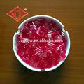 0 # Clear Red cápsulas de gelatina dura vacías / tamaños 00,0, 0 # l,123 4 # de la cápsula en cualquier Color