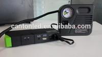 factory price 2 in 1 jump start air compressor