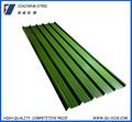 Jiacheng chaud plongé galvanisé ondulé fer feuille pour toiture