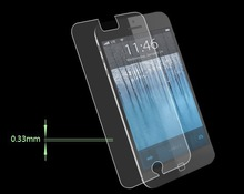 best selling products 2015 2.5D Premium Real Tempered Glass Screen Protector for iphone 6 screen protector