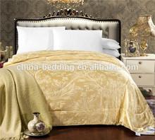 High Quality Bedding Set Silk Quilt
