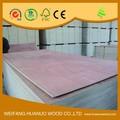 blanco clear18mm grado de muebles de madera de pino de brasil