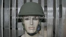 The Bullet Proof Helmet in NIJ Level IIIA