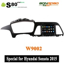 7 inches hyundai sonata accessories with android 4.2.2 O.S 3G Wifi