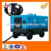 high pressure 300bar diesel air compressor, breathing air compressor kaishan brands LGCY 27/22