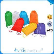Wholesale Nylon Polyester Drawstring Bag from China