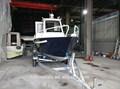 de pesca de vela de aluminio yates