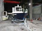 sailing fishing aluminium yacht