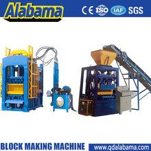 most popular CE Standard Manufacturer Direct Factory china good company semi automatic brick machine manufactured in india