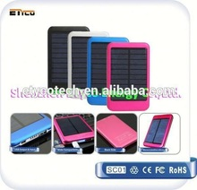 Waterproof Solar Power Bank Charger for Smart Phone Made In China