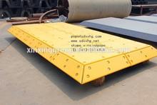 HDPE fender panel / hdpe marine fender pad / High Density Polyethylene fender pad