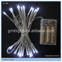 bright led christmas light tape factory