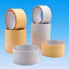 Heat resistant high adhesion double sided tape