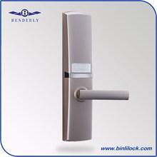 New design Sliding cover contactless biological fingerprint password door lock