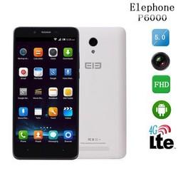 Pre-Sale Elephone P6000 4G FDD LTE Moblie Phone MTK6732 64bit Quad Core 2GB RAM 16GB ROM 13.0MP Camera FM OTG 3G Android Phone
