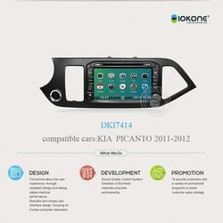Iokone Car DVD Player For Kia Picanto 2011 2012