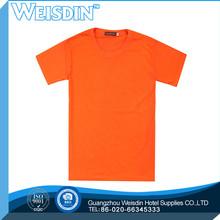 220 grams made in China viscose/cotton water printing long sleeve tshirt
