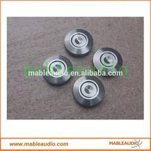 Speaker Spike Pad Base Stand/Aluminum amplifier feet