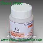 Dental Zirconia Porcelain Crown, dentine metal alloy suitable ceramic powder