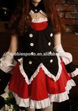 Hot ! 2012 Halloween party women yu gi oh cosplay costume