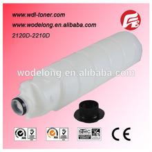 wholesale toner cartridge 2120D/2210D compatible for Ricoh Aficio 220/270 copier